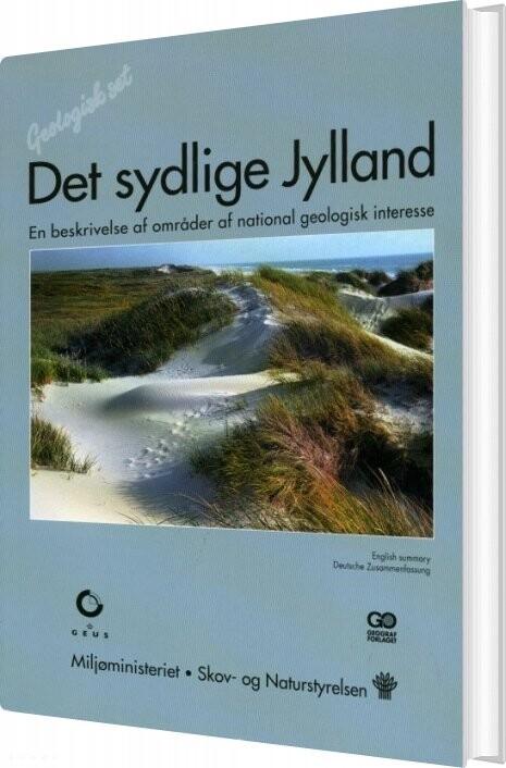 Image of   Geologisk Set - Det Sydlige Jylland - Peter Gravesen - Bog