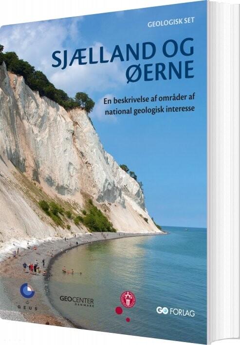 Image of   Geologisk Set - Sjælland Og øerne - Peter Gravesen - Bog