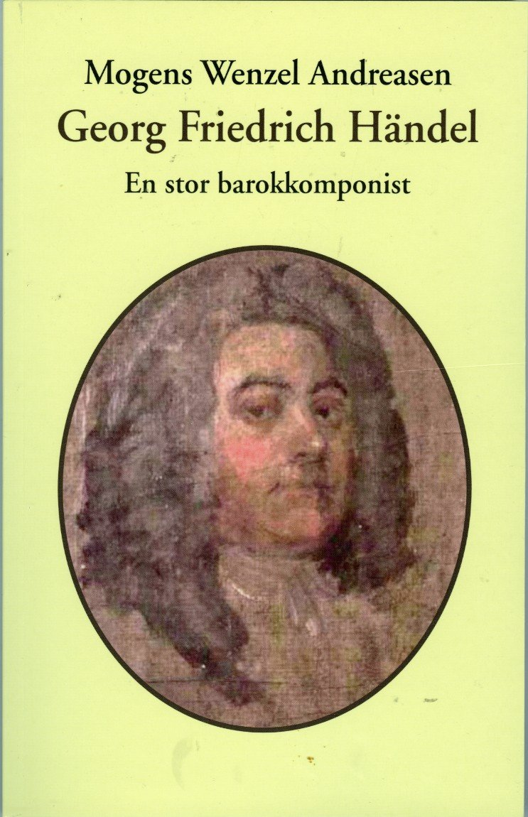 Image of   Georg Friedrich Händel - Mogens Wenzel Andreasen - Bog