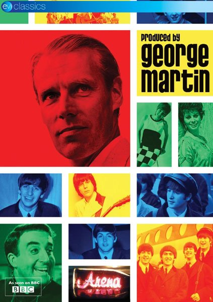 Image of   George Martin - Produced By George Martin - DVD - Film