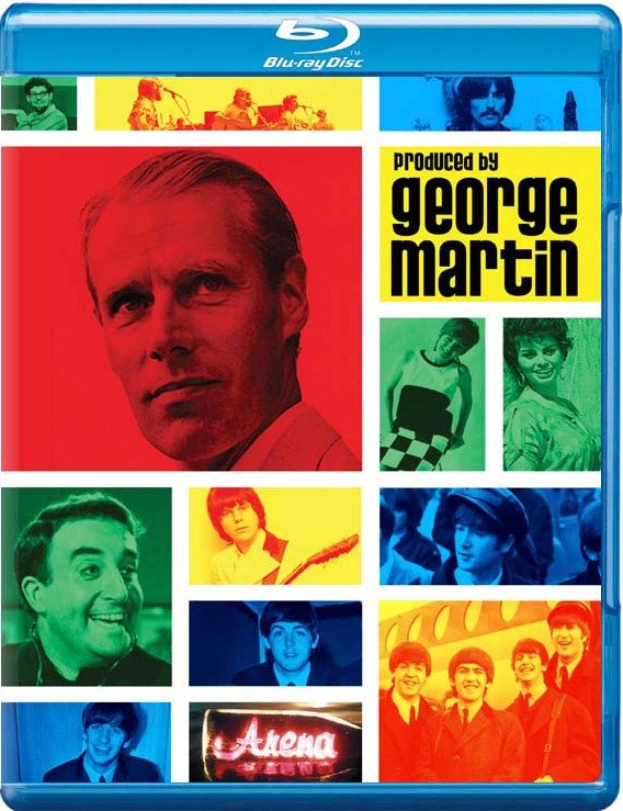 Image of   George Martin Produced By George Martin - Blu-Ray