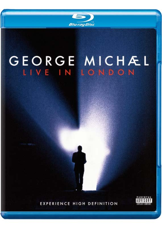 Image of   George Michael - Live In London - Blu-Ray