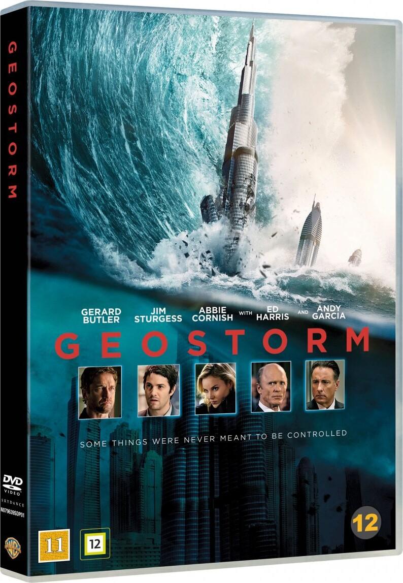 Image of   Geostorm - DVD - Film