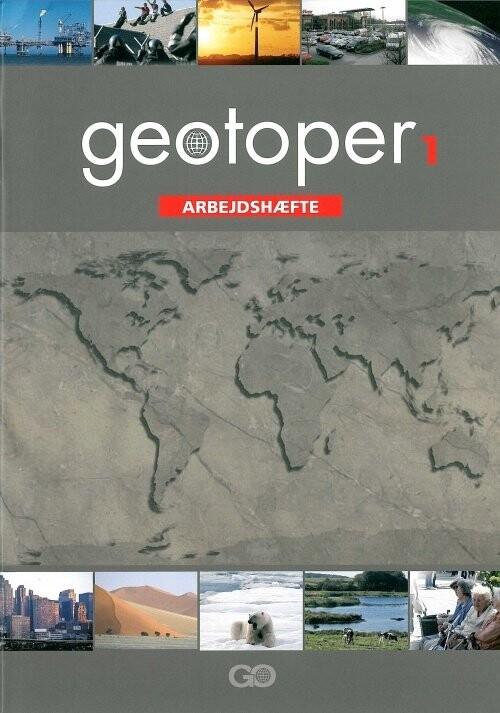 Image of   Geotoper 1 - Arbejdshæfte - Ole B. Clausen - Bog