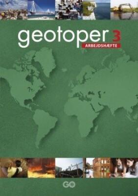 Image of   Geotoper 3 - Arbejdshæfte - Pakke á 25 Stk - Henning Lehmann - Bog