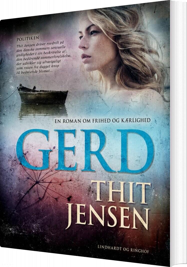 Image of   Gerd - Det Tyvende århundredes Kvinde - Thit Jensen - Bog
