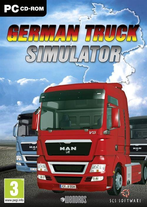 Image of   German Truck Simulator - PC