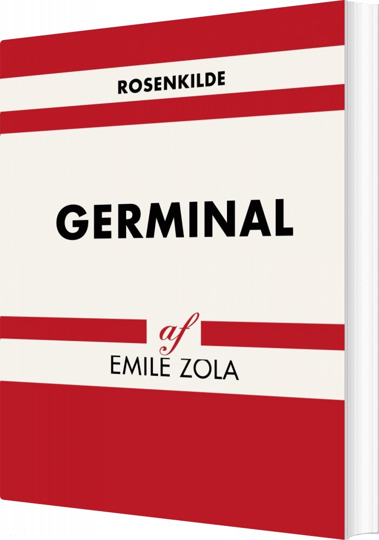 Image of   Germinal - Emile Zola - Bog