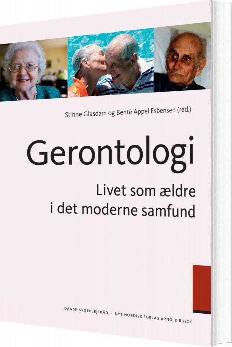 Image of   Gerontologi - Dorte Høeg - Bog