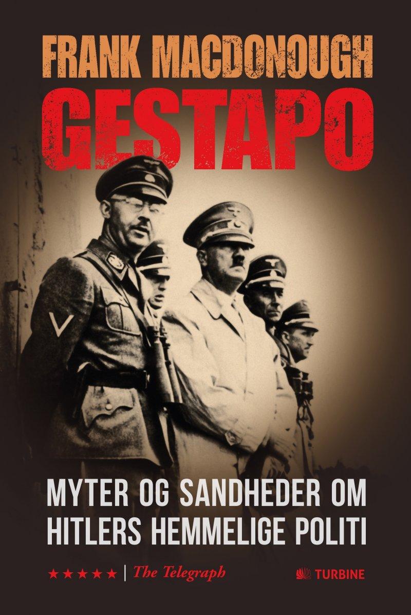 Gestapo - Frank Mcdonough - Bog