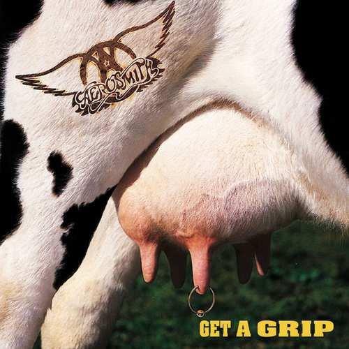 Image of   Aerosmith - Get A Grip - Vinyl / LP