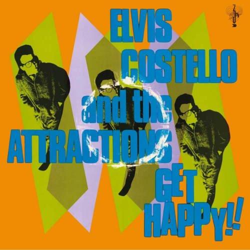 Image of   Elvis Costello - Get Happy - Vinyl / LP