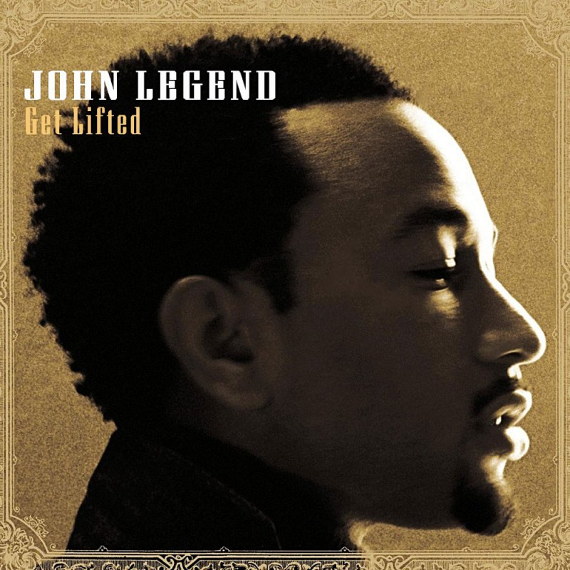 Image of   John Legend - Get Lifted - CD