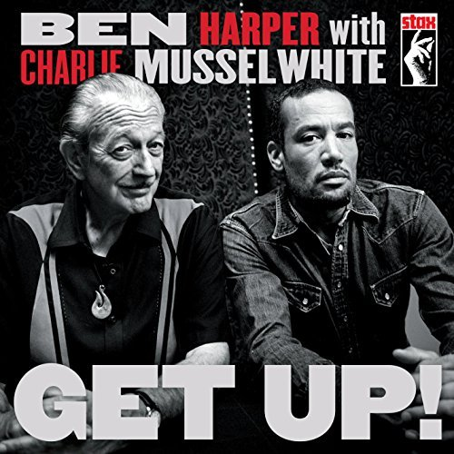 Image of   Ben Harper & Charlie Musselwhite - Get Up! - CD