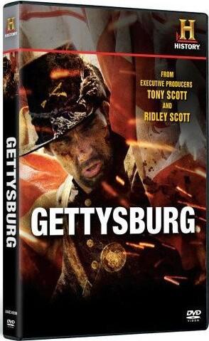 Image of   Gettysburg - DVD - Film