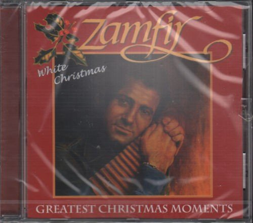 Image of   Gheorghe Zamfir - Greatest Christmas Moments - CD