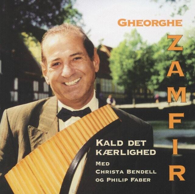 Image of   Gheorghe Zamfir - Kald Det Kærlighed - CD