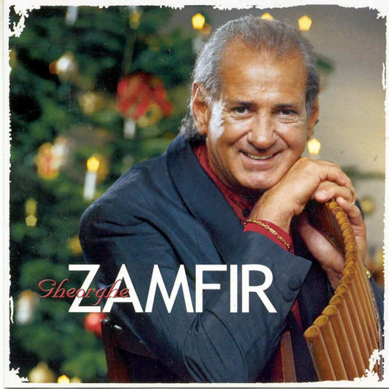 Image of   Gheorghe Zamfir - The Feeling Of Christmas - CD
