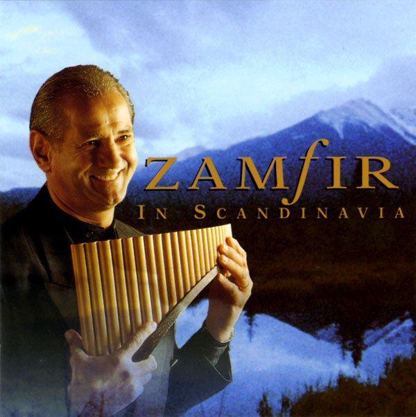 Gheorghe Zamfir Zamfir In Scandinavia Cd K 248 B Cden