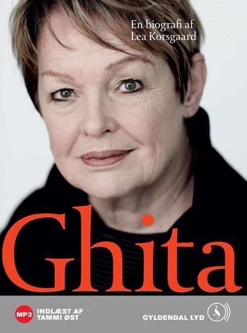 Image of   Ghita - Lea Korsgaard - Cd Lydbog