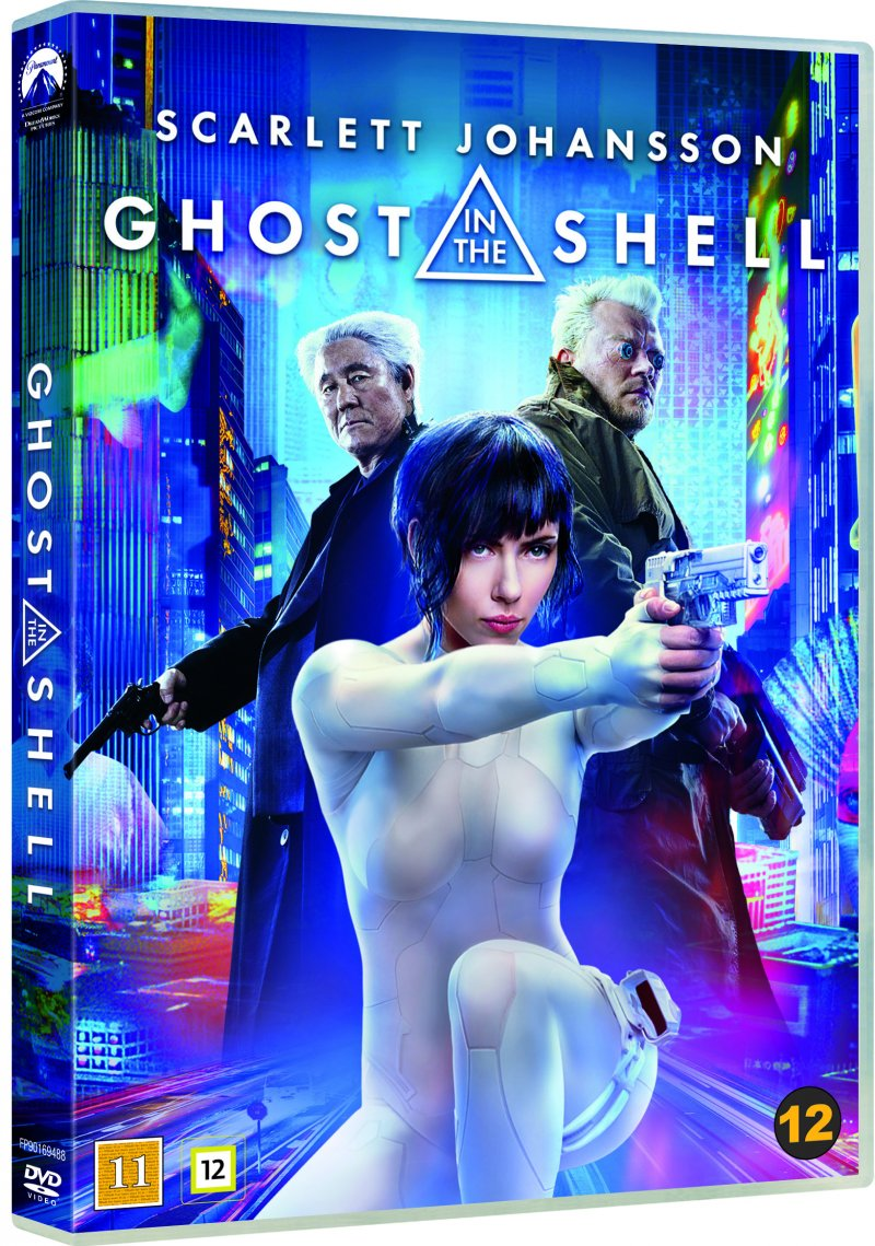 Image of   Ghost In The Shell - DVD - Film