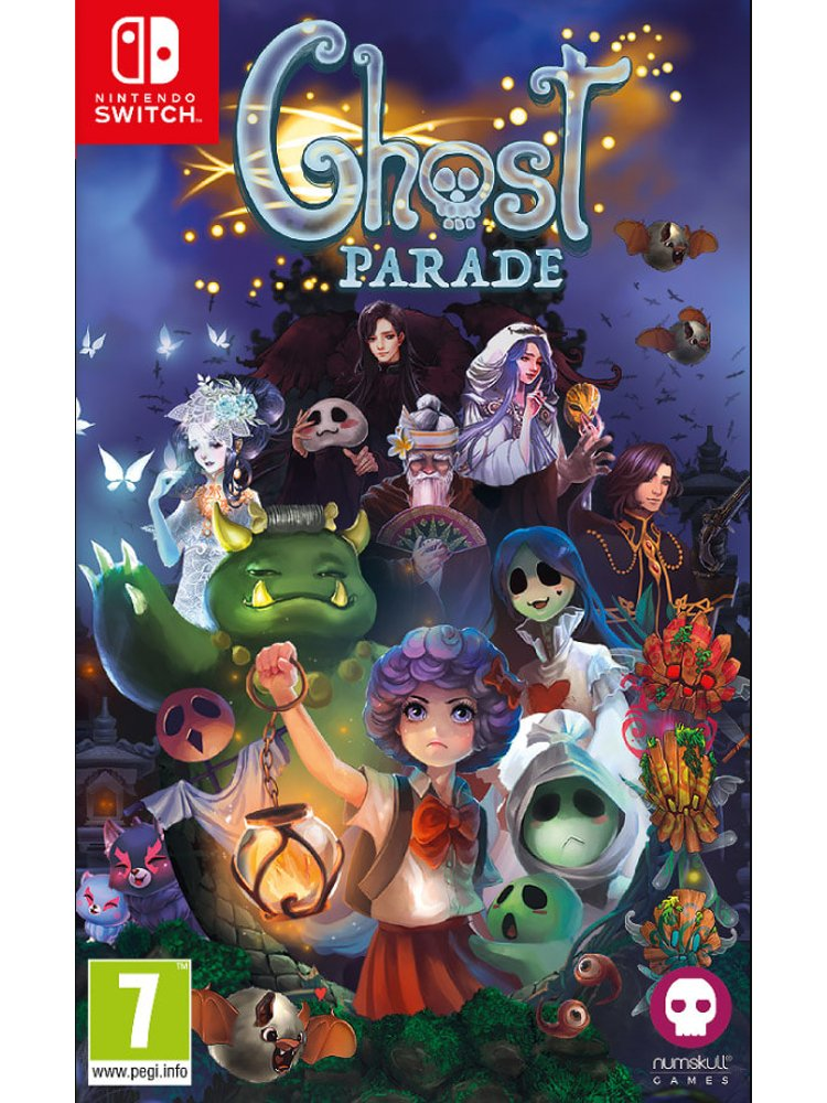 Image of   Ghost Parade - Nintendo Switch
