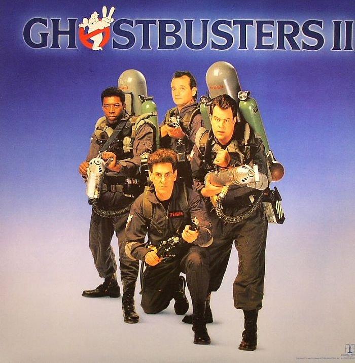 Image of   Ghostbusters 2 Soundtrack - Vinyl / LP