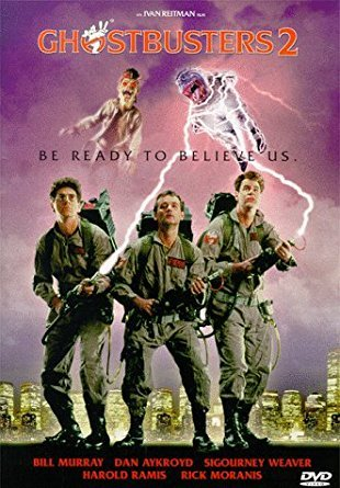 Image of   Ghostbusters 2 - DVD - Film