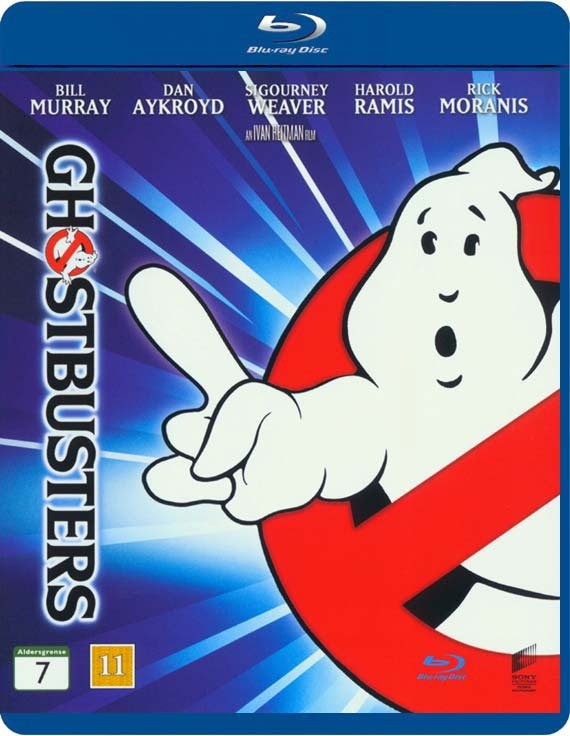 Image of   Ghostbusters - Blu-Ray