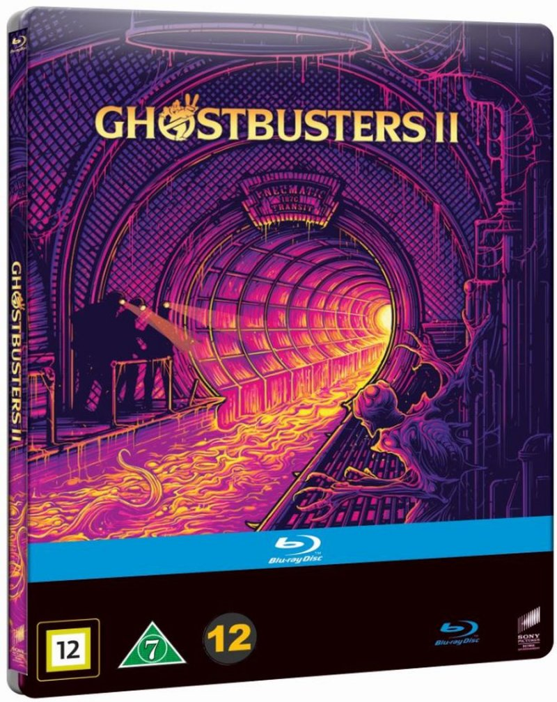 Image of   Ghostbusters Ii - Steelbook - Blu-Ray