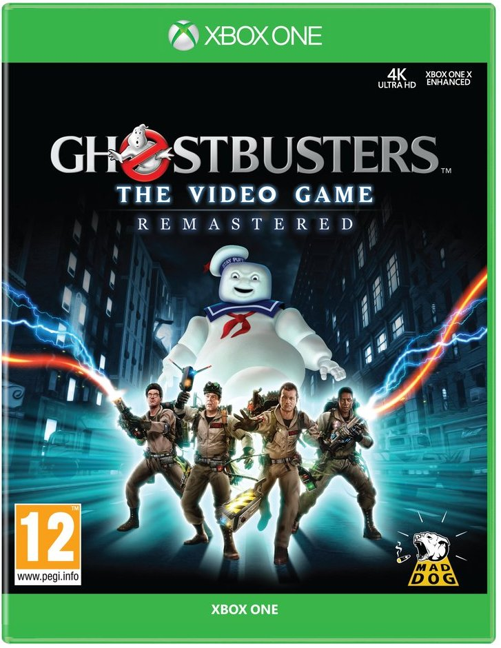 Image of   Ghostbusters: The Video Game Remastered - Xbox One