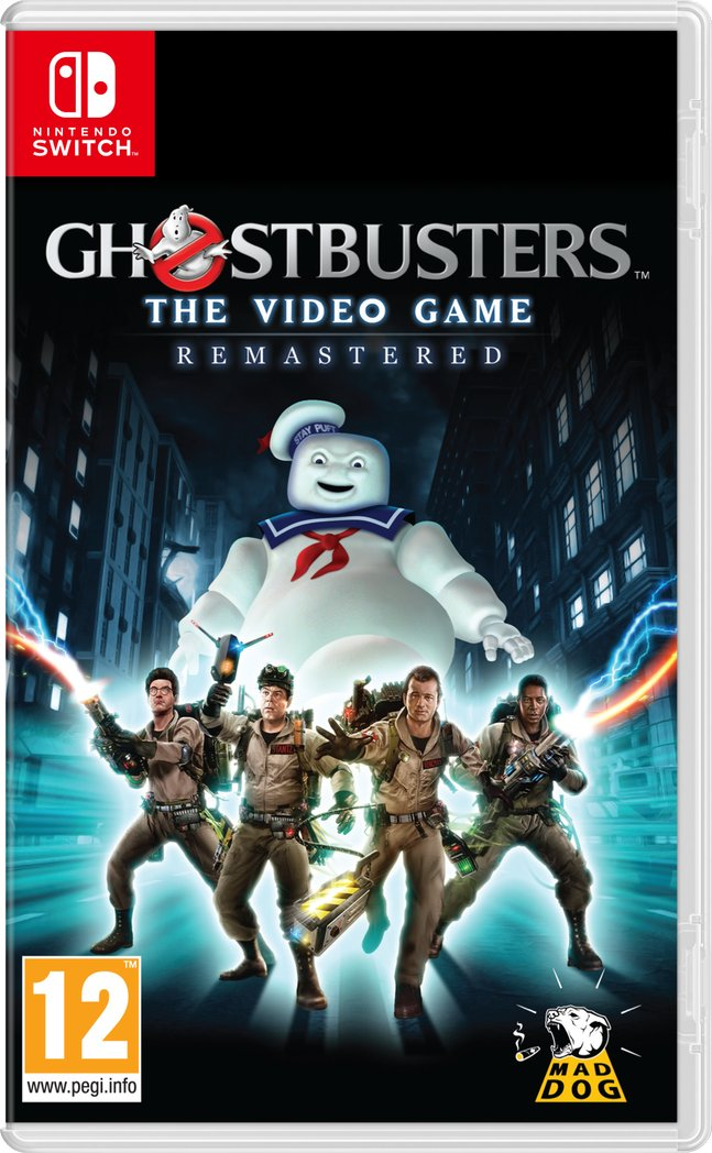 Image of   Ghostbusters: The Video Game Remastered - Nintendo Switch