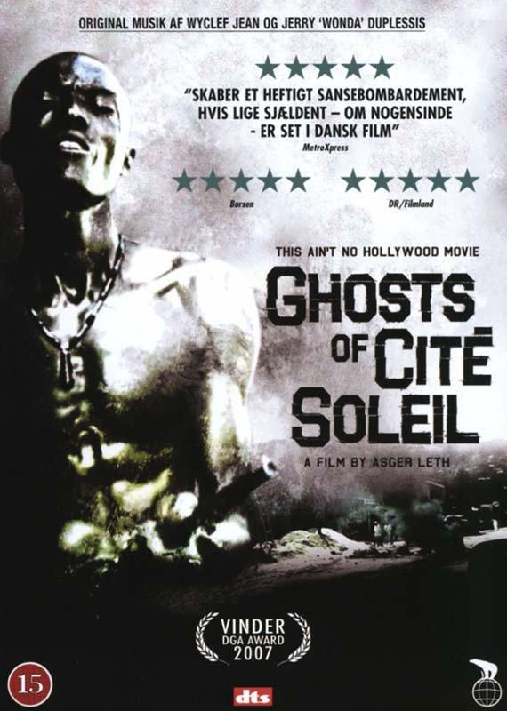 Image of   Ghosts Of Cité Soleil - DVD - Film
