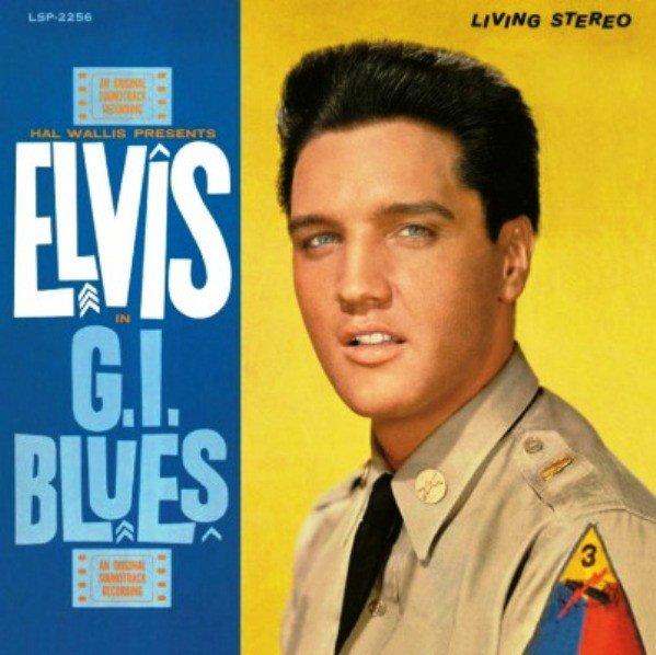 Image of   Elvis Presley - G.i. Blues - Vinyl / LP