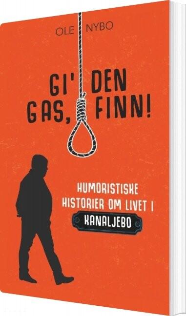 Image of   Gi Den Gas, Finn! - Ole Nybo - Bog