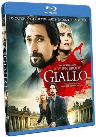 Image of   Giallo - Blu-Ray