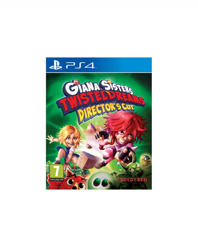 Giana Sisters: Twisted Dreams - Directors Cut - PS4