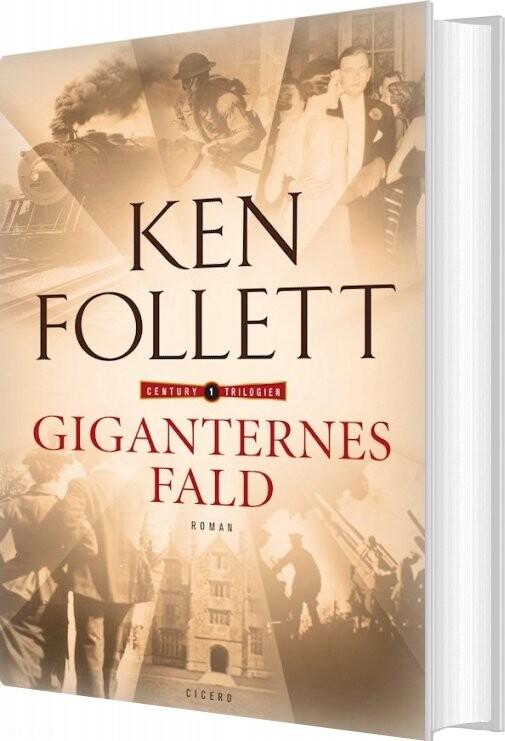 Giganternes Fald - Ken Follett - Bog