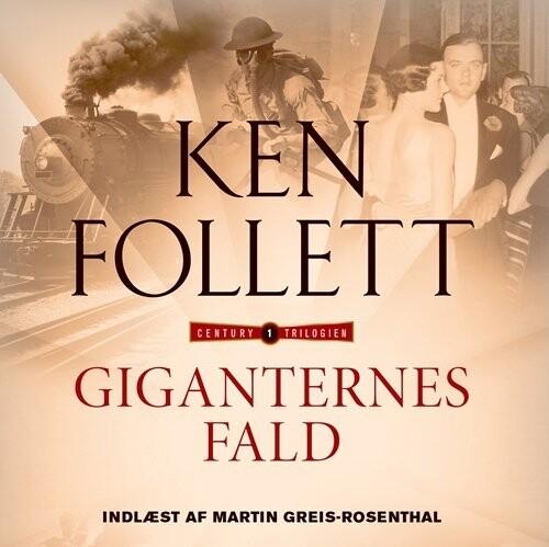 Image of   Giganternes Fald - Ken Follett - Cd Lydbog