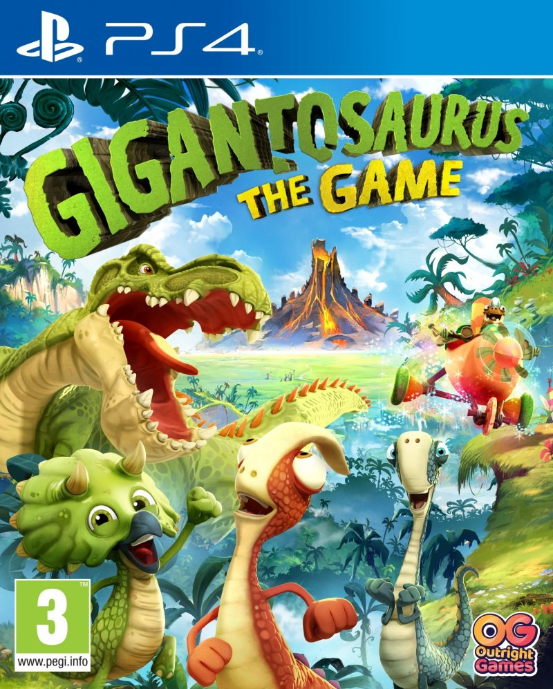 Image of   Gigantosaurus: The Game - PS4