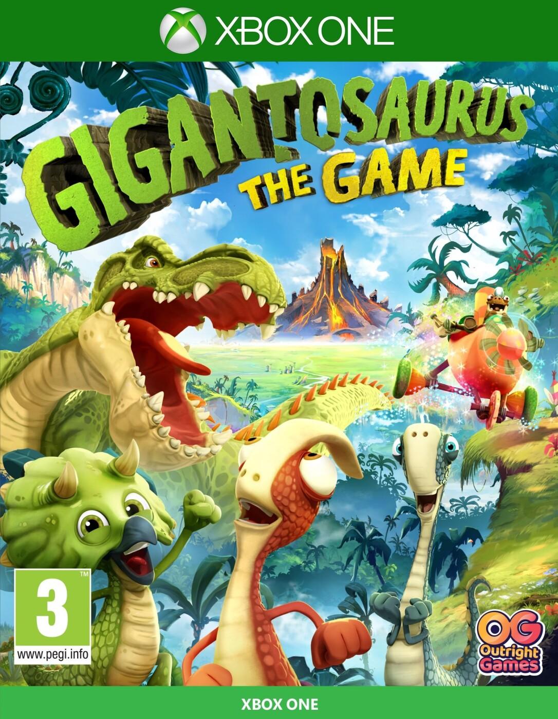 Image of   Gigantosaurus: The Game - Xbox One