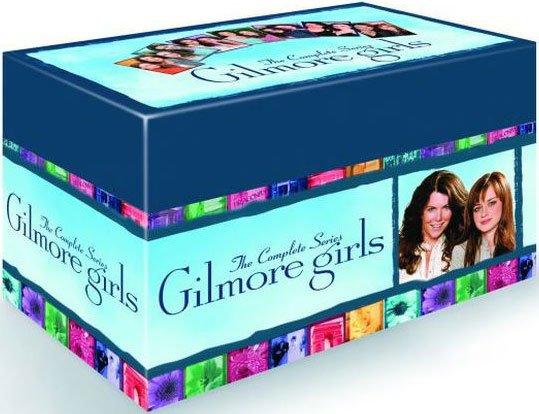 Gilmore Girls Box - Den Komplette Serie - Sæson 1-7 - DVD - Tv-serie