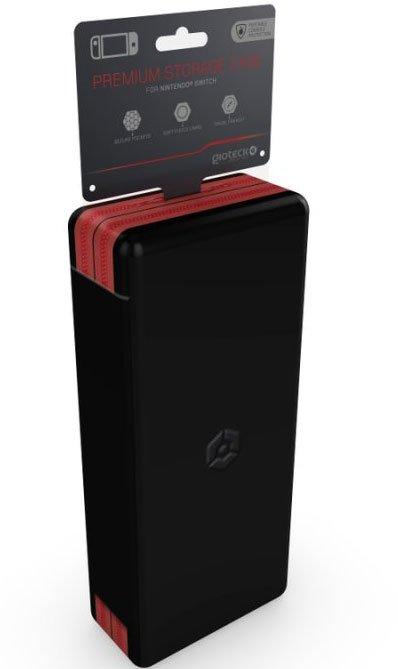 Image of   Gioteck Nintendo Switch Premium Storage Case