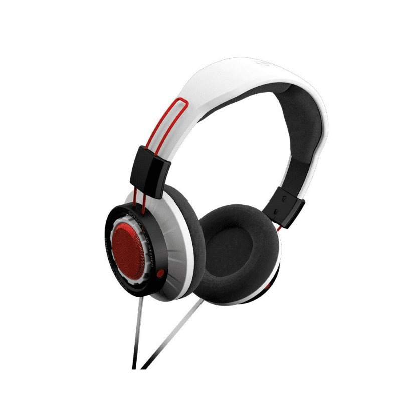 Image of   Gioteck Tx-40 - Stereo Gaming Headset - Hvid Rød