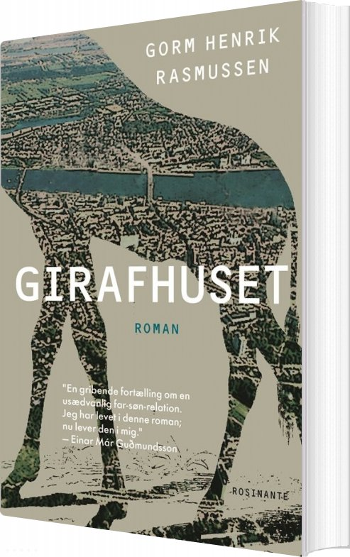 Girafhuset - Gorm Henrik Rasmussen - Bog