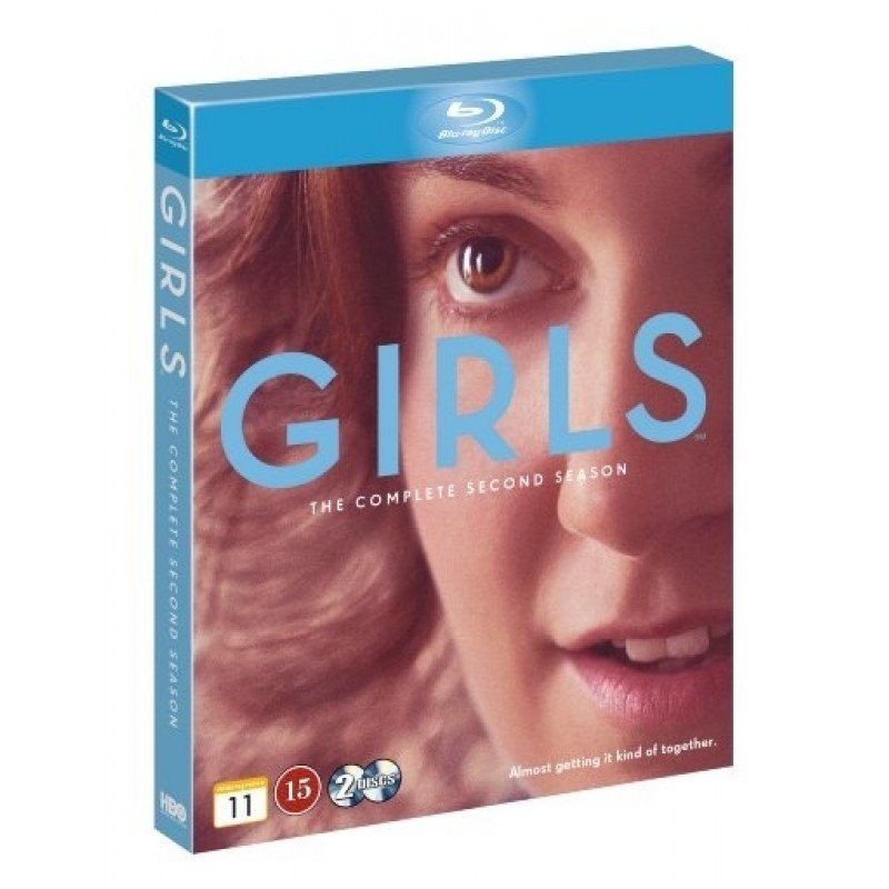 Girls - Sæson 2 - Hbo - Blu-Ray - Tv-serie