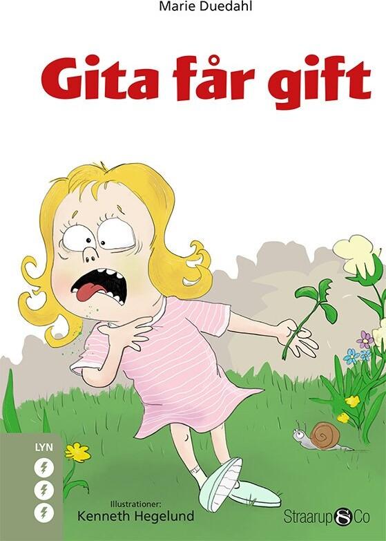 Gita Får Gift - Marie Duedahl - Bog