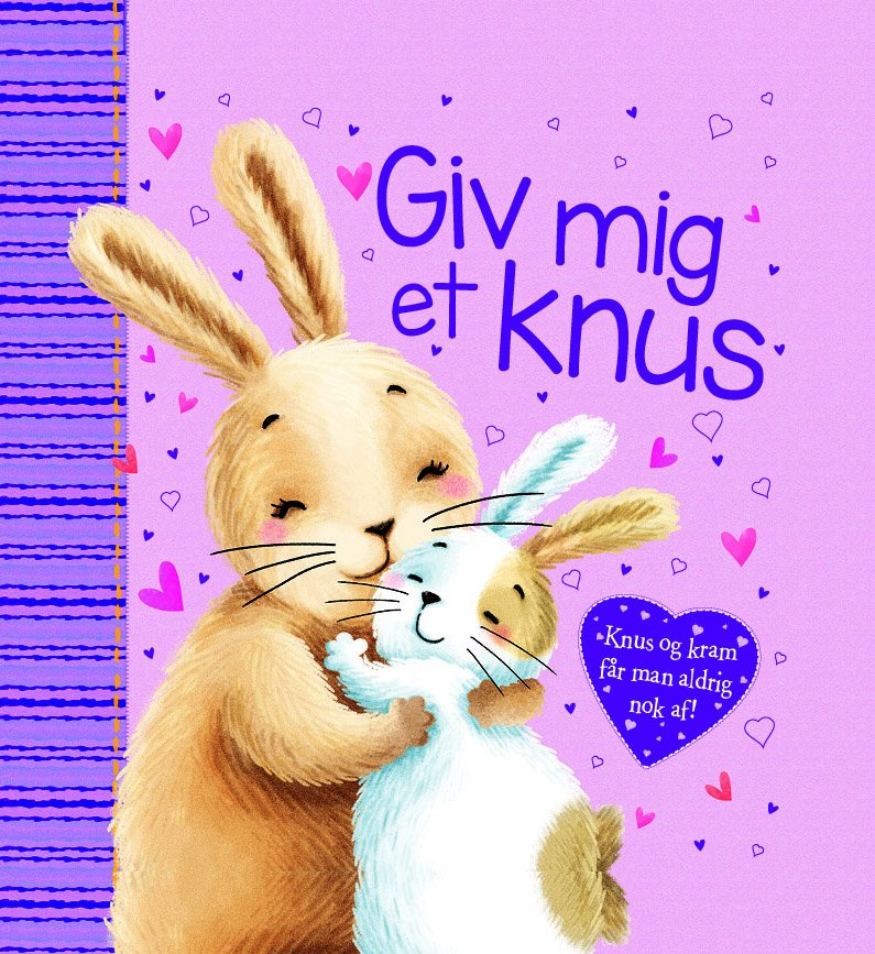 Giv Mig Et Knus - Melanie Joyce - Bog