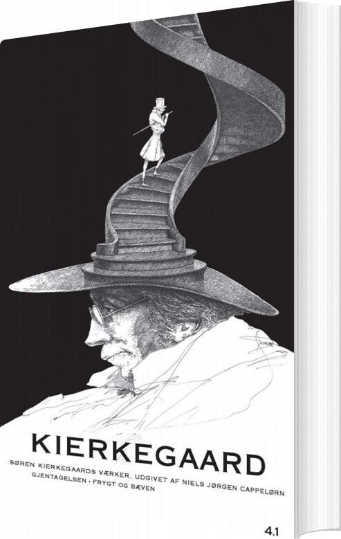 Image of   Gjentagelsen / Frygt & Bæven - Søren Kierkegaard - Bog