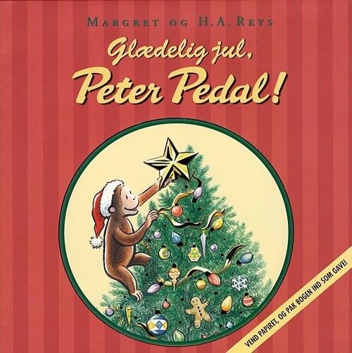 Image of   Glædelig Jul, Peter Pedal - Margret Rey - Bog